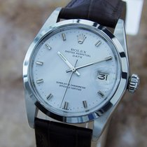 Rolex Oyster Date 1500 Automatic Swiss Made Mens Stainless...