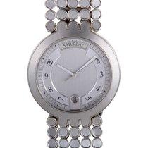 Harry Winston Premier Day Date Platinum Watch