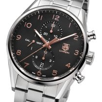 TAG Heuer Carrera Heritage Calibre 1887 Automatic Chronograph...