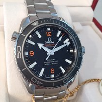 Omega Planet Ocean 600 Meter Co-Axial 42 mm