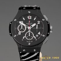 Hublot BIG BANG BLACK  MAGIC 41 mm Ref.342.CX.130.RX Box&Pap.