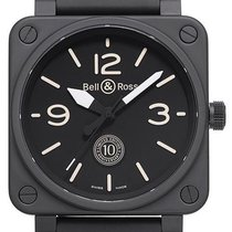 Bell & Ross Aviation 10th Anniversary Ref. BR0192-10TH-CE