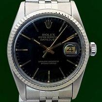 Ρολεξ (Rolex) Datejust 16014 Black Dial 36mm 18k White Gold...