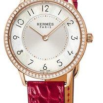 Hermès Slim d'Hermes MM Quartz 32mm 041769ww00