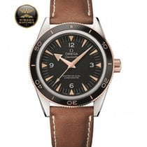 Omega - SEAMASTER 300 OMEGA MASTER CO-AXIAL 41 MM NEW T