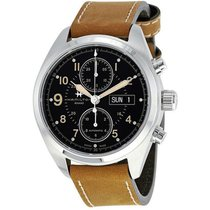 Hamilton Men's H71616535 Khaki Field Auto Chrono Watch