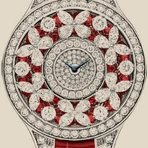 GRAFF Watches Butterfly Red