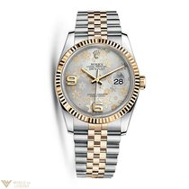 Rolex Oyster Perpetual Datejust Stainless Steel & Yellow...