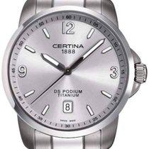 Certina DS Podium Titanium C001.410.44.037.00