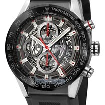TAG Heuer Carrera Caliber Heuer 01 Skeleton 43mm car201v.ft6046