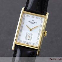 IWC 18k (0,750) Gelb Gold Novecento Handaufzug Herrenuhr Ref....