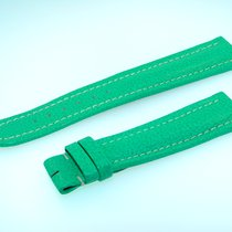 Breitling Band 20mm Kalb Grün Green Calf Strap Correa Für...