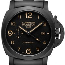 Panerai PAM 438 Luminor Marina GMT Ceramic Tuttonero 1950...