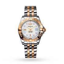 Breitling Galactic Ladies Watch C71356LA/A712 367C