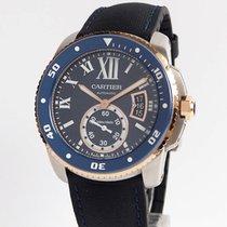 Cartier Calibre de Cartier Diver Blau