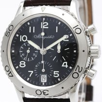ブレゲ (Breguet) Transatlantique Type Xx Steel Automatic Watch...