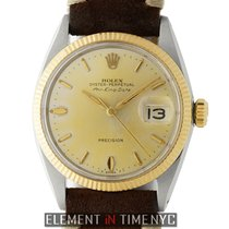 Rolex Oyster Perpetual Vintage Explorer Date Steel &...