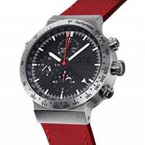 Temtion CGK205 Red Stahl Chronograph Vollkalender Mondphase...