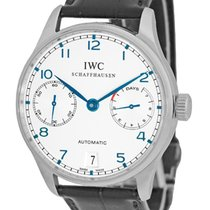 "IWC ""Portugieser Automatic"" 7 Day Power Reserve..."