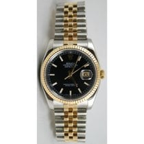 Rolex Datejust 116233 Stainless Steel & 18K Yellow Gold...