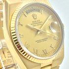 Rolex Day-Date VINTAGE 18K 750 Oysterquartz LC100 President Mint