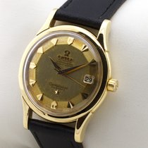 欧米茄  (Omega) Omega CONSTELLATION PIE PAN 18K GOLD AUTOMATIK