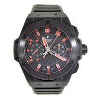 Hublot King Power Foudroyante Black Magic