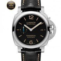 Panerai - LUMINOR MARINA 1950 3 DAYS AUTOMATIC ACCIAIO - 42