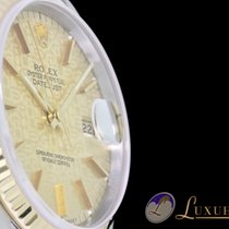 Rolex Datejust 36mm 18kt Gold/Edelstahl Jubilee Zifferblatt |...