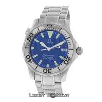 Gallet Men's Midsize 36MM Omega Seamaster 2263.80 Diver 300M