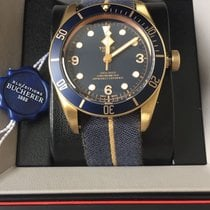 帝陀 (Tudor) Black Bay Heritage Bronze Bucherer Blue (5B)
