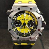 """Audemars Piguet Royal Oak Offshore Diver Chrono """"Yellow"""""""