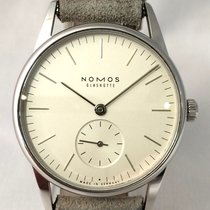 Nomos Orion 33 Weiss
