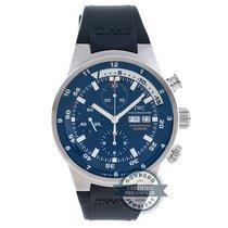 IWC Aquatimer Cousteau Calypso Diver Chronograph IW3782-01