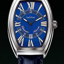 Paul Picot FIRSHIRE classic total blue strap skin 0751SG2108
