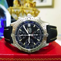 Breitling Chronomat Blackbird Series Speciale Stainless Steel...