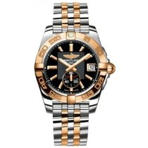 Breitling Galactic 36 (Steel & Rose Gold)