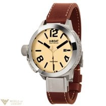 U-Boat Classico 50 Tungsteno AS 2 Stainless Steel Men's Watch