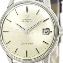 Omega Vintage Omega Geneve Date Cal 565 Steel Automatic Watch...