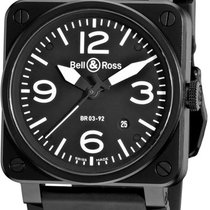 Bell & Ross Aviation BR03 BR03-92CARBON