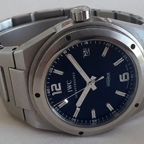 IWC Ingenieur Automatic Steel Ref. 3227-01