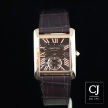 Cartier Tank MC Rose Gold Large Model