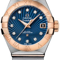 Omega Constellation Co-Axial Automatic 27mm 123.20.27.20.53.001