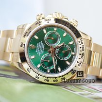 Rolex DAYTONA COSMOGRAPH GREEN DIAL