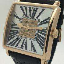 로저드뷔 (Roger Dubuis) Horloger Genevois SQUARE GS 43