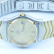 Ebel Sport Classique Damen Uhr 32mm Stahl/18k Gold Quartz Top...