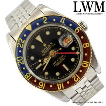 Rolex GMT Master 6542 OCC glossy gilt dial very rare 1956's
