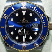 Rolex Submariner Two tone Ceramic 2015