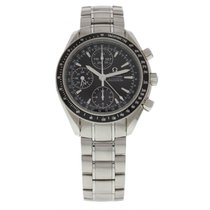 Omega Speedmaster 3220.50 Triple Date W/ Omega Warranty Card