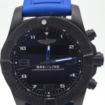Breitling Exospace B55 Night Mission Vb5510 Black Ti Superquar...